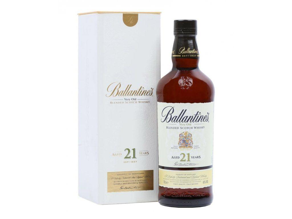 Ballantine's 21y