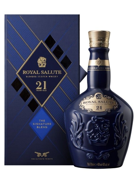 Chivas Regal Royal Salute 21y
