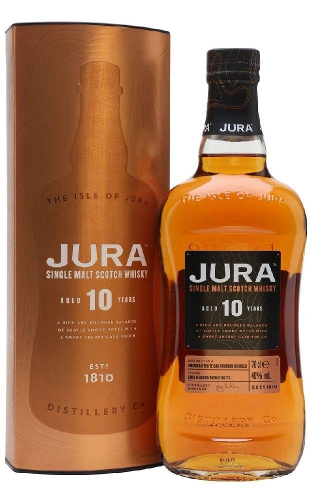 Isle of Jura 10y