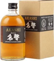 Akashi Meisei Japanese Blended 0,5l 40%