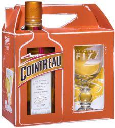 Cointreau 0,7l 40% + 1x sklo