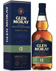 Glen Moray 12y 0,7l 40%