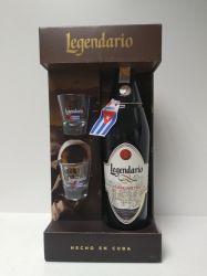 Legendario Elixir de Cuba 0,7l 34% + 2x sklo