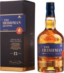 The Irishman Single Malt 12y