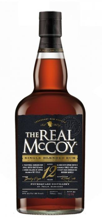 The Real McCoy 12y