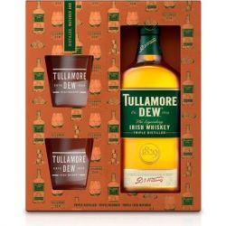 Tullamore Dew 0,7l 40% + 2x sklo